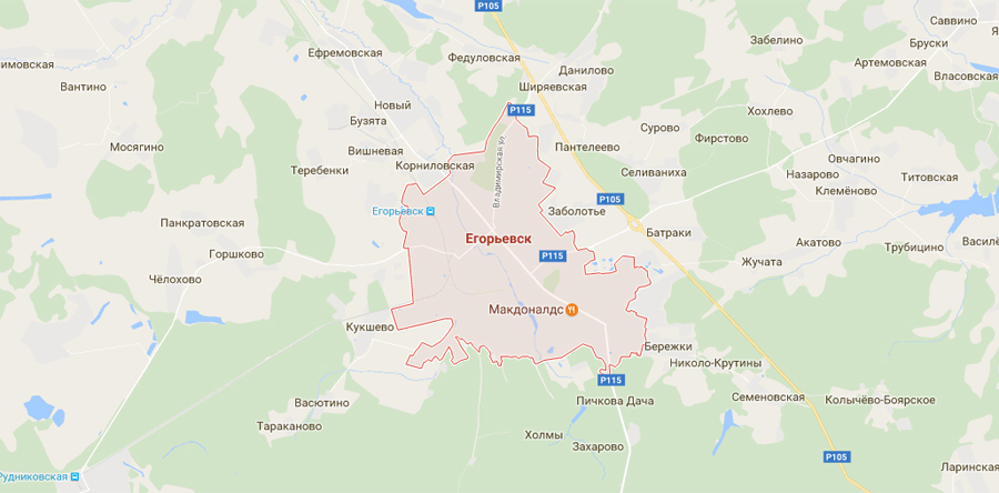 Заборы в Егорьевске