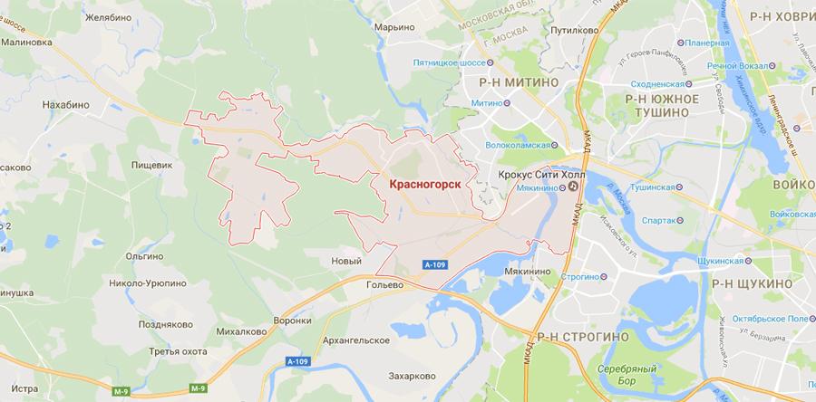 Заборы в Красногорске