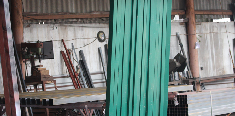 Изготовление заборов в Лобне