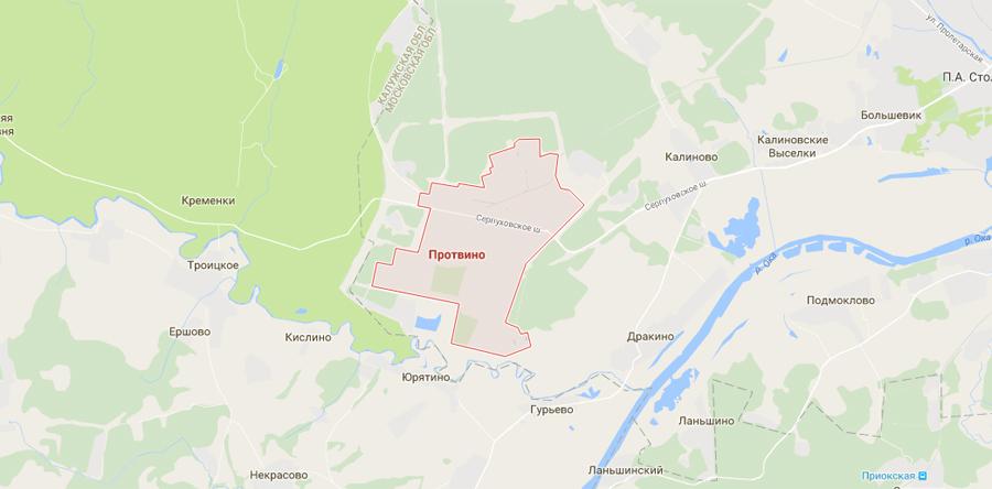 Заборы в Протвино