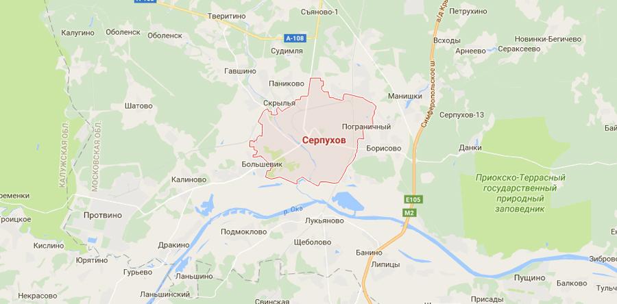 Заборы в Серпухове