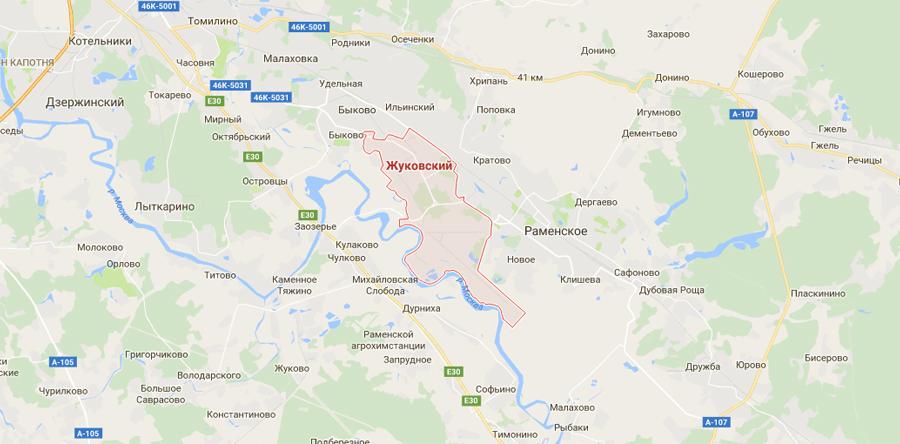 Заборы в Жуковском