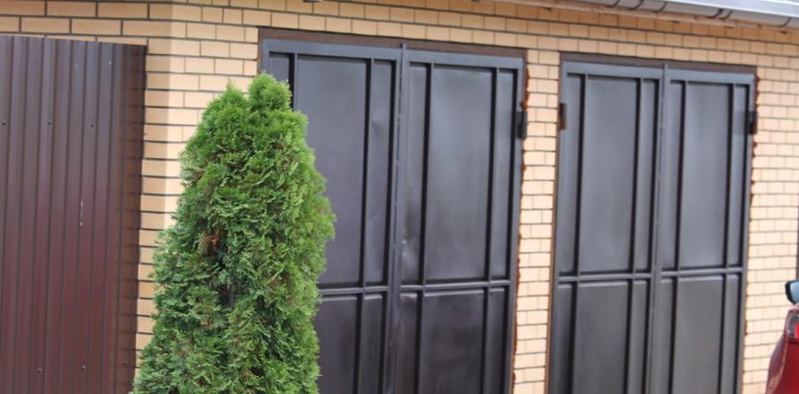 Купить гаражные ворота в Москве