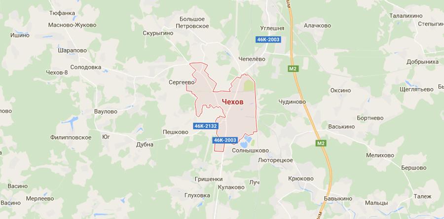 Заборы в Чехове