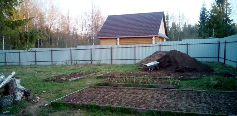 Изготовление заборов в Домодедово