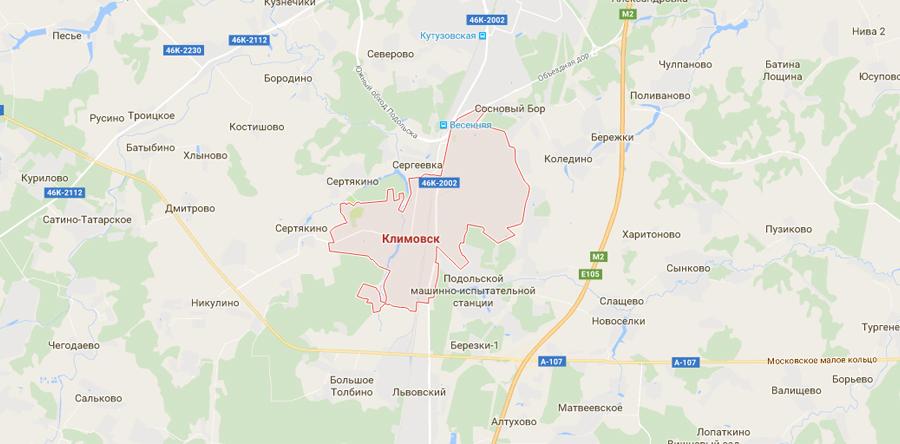 Заборы в Климовске