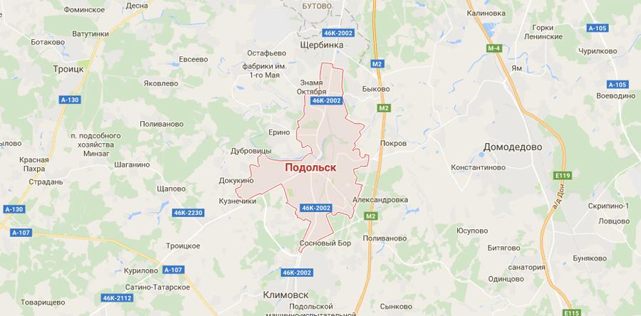 Заборы в Подольске